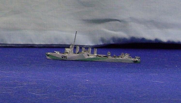 I 76 HMS MANSFIELD